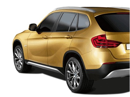 2008 BMW X1 concept 7