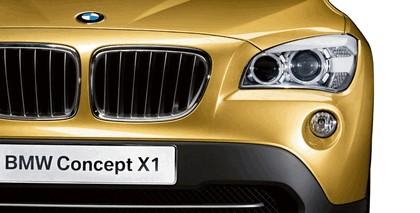 2008 BMW X1 concept 9