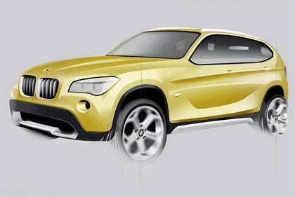 2008 BMW X1 concept 10