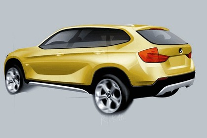 2008 BMW X1 concept 12