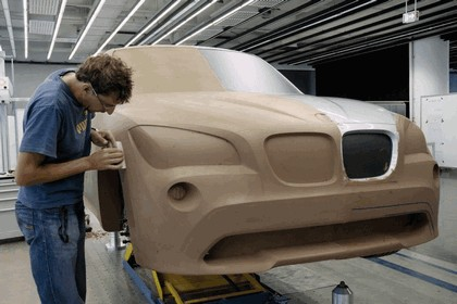 2008 BMW X1 concept 30