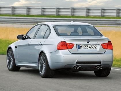 2008 BMW M3 ( E90 ) saloon 4