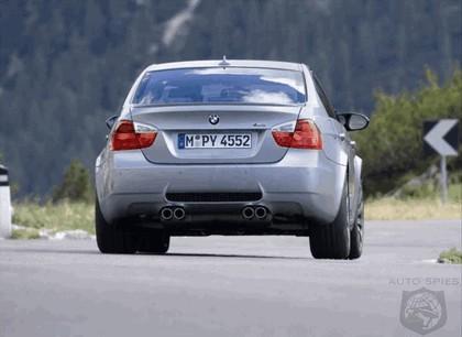 2008 BMW M3 ( E90 ) saloon 7