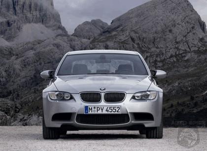 2008 BMW M3 ( E90 ) saloon 8