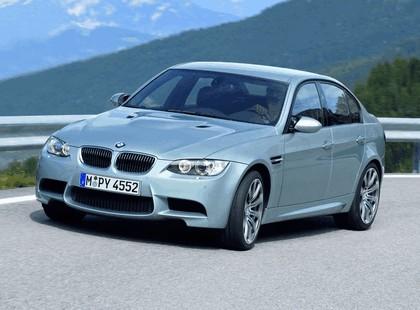 2008 BMW M3 ( E90 ) saloon 11