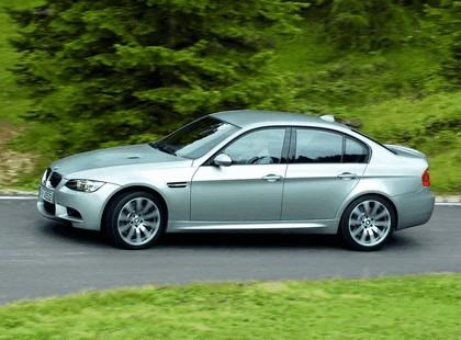 2008 BMW M3 ( E90 ) saloon 13