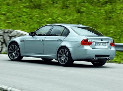 2008 BMW M3 ( E90 ) saloon 16