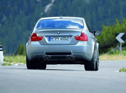 2008 BMW M3 ( E90 ) saloon 20
