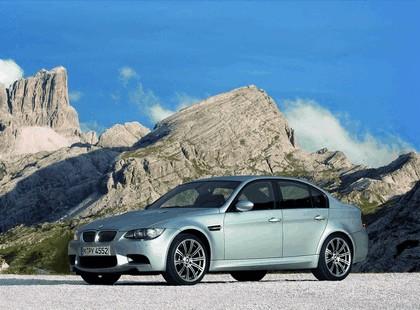 2008 BMW M3 ( E90 ) saloon 23