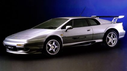 1999 Lotus Esprit Sport 350 9