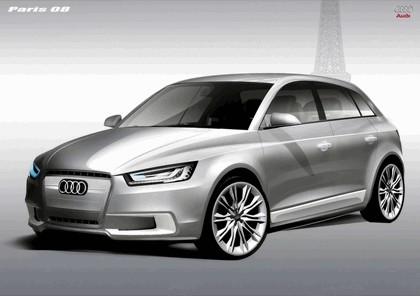 2008 Audi A1 Sportback concept 1