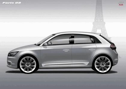 2008 Audi A1 Sportback concept 2