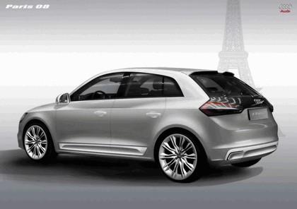 2008 Audi A1 Sportback concept 3