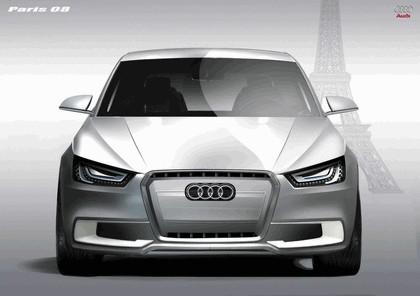 2008 Audi A1 Sportback concept 4