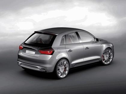 2008 Audi A1 Sportback concept 6