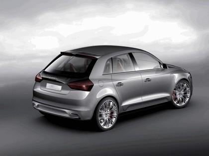 2008 Audi A1 Sportback concept 9