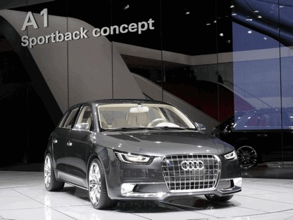 2008 Audi A1 Sportback concept 17