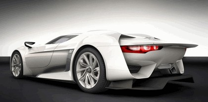 2008 Citroen GT concept 5