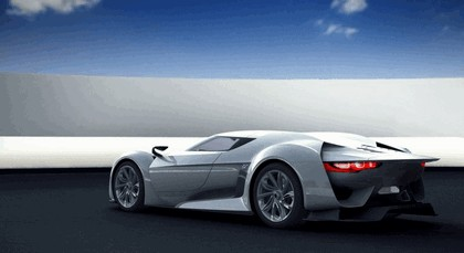 2008 Citroen GT concept 34