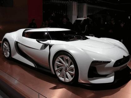 2008 Citroen GT concept 47