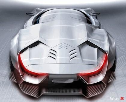 2008 Citroen GT concept 60