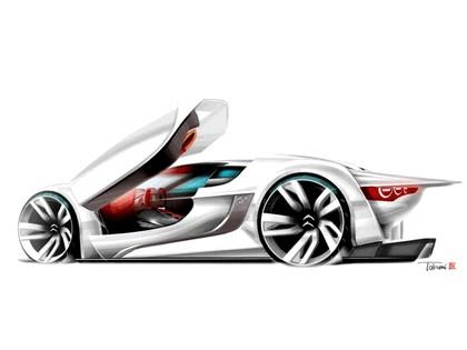 2008 Citroen GT concept 62