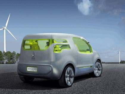2008 Renault Z.E. concept 3