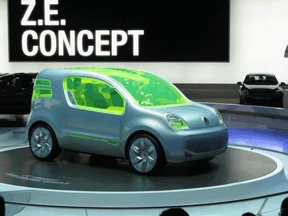 2008 Renault Z.E. concept 6