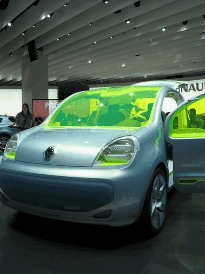2008 Renault Z.E. concept 12