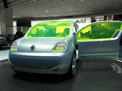 2008 Renault Z.E. concept 13