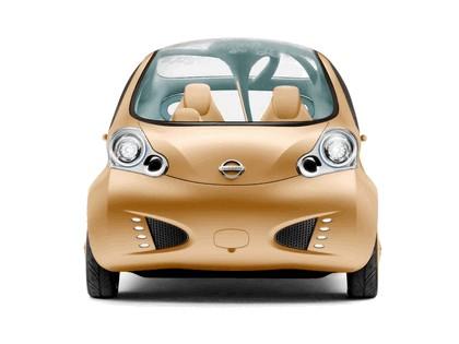 2008 Nissan Nuvu concept 5