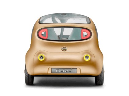 2008 Nissan Nuvu concept 6