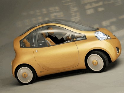 2008 Nissan Nuvu concept 7