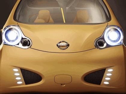 2008 Nissan Nuvu concept 9