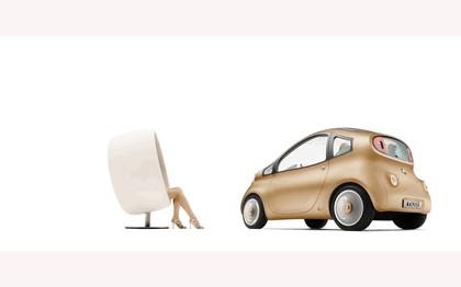 2008 Nissan Nuvu concept 13