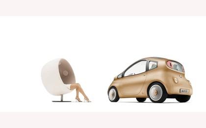 2008 Nissan Nuvu concept 14