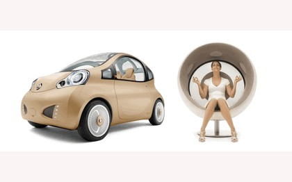 2008 Nissan Nuvu concept 15
