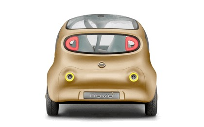 2008 Nissan Nuvu concept 20