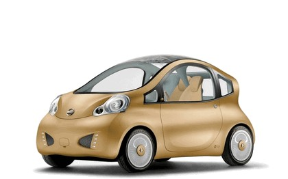 2008 Nissan Nuvu concept 21