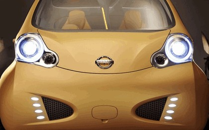2008 Nissan Nuvu concept 27