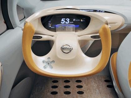 2008 Nissan Nuvu concept 33