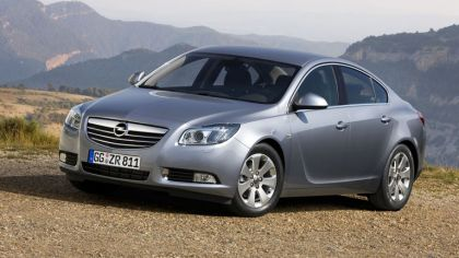 2008 Opel Insignia ecoFLEX 3