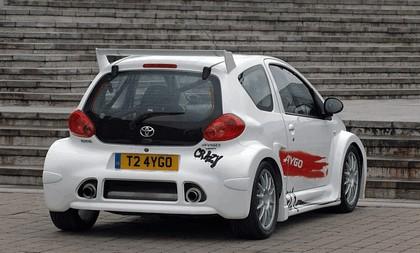 2008 Toyota Aygo Crazy 2
