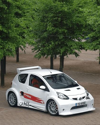2008 Toyota Aygo Crazy 7