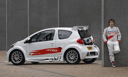 2008 Toyota Aygo Crazy 13