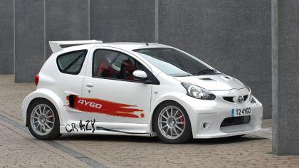 2008 Toyota Aygo Crazy 1