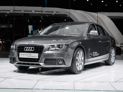 2008 Audi A4 TDI concept e 7