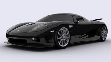 2008 Koenigsegg CCXR unlimited edition by Car Studio 7