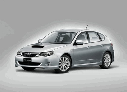 2008 Subaru Impreza Boxer Diesel 1