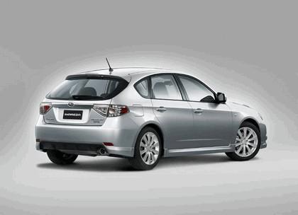 2008 Subaru Impreza Boxer Diesel 2